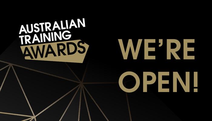 The 2021 Australian Training Awards Await YOUR Application .... image